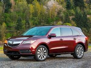interior size of honda pilot vs acura mdx autos post