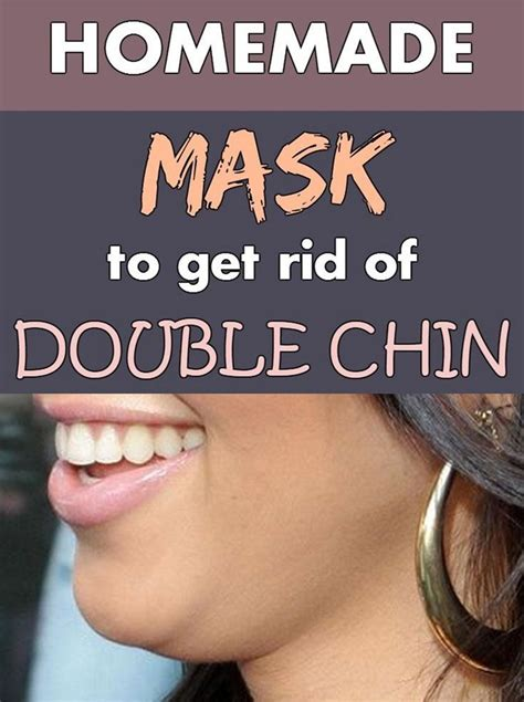 19 diy home remedies for double chin 1000 ideas about homemade mask on pinterest face masks