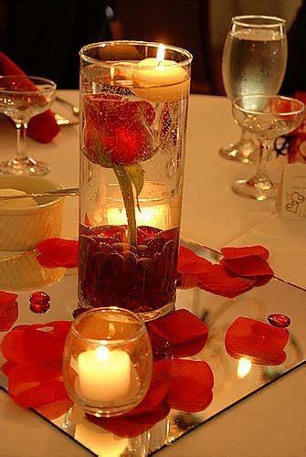 adornos de mesa para bodas con velas dise 241 os de centros de mesa para bodas