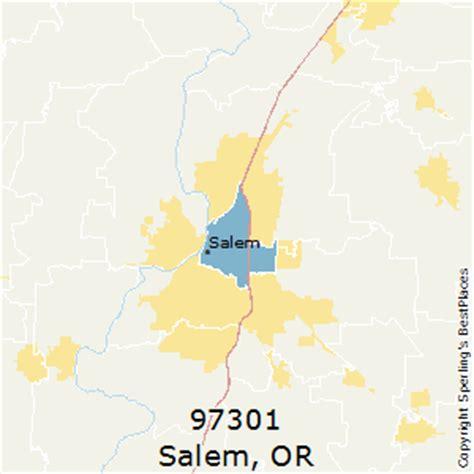 map of salem oregon zip codes best places to live in salem zip 97301 oregon