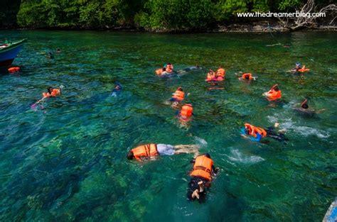 Snorkling Anak trip ke anak gunung krakatau dari trekking hingga