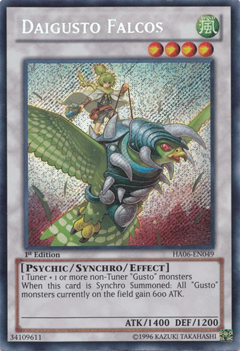 light type synchro daigusto falcos yu gi oh fandom powered by wikia