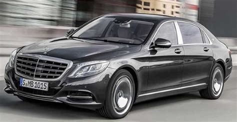 mercedes launches the luxury maybach s600 in india