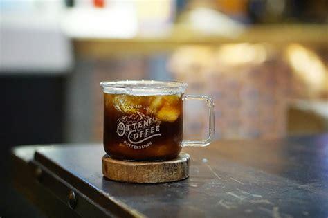 resep kopi iced coconut americano majalah otten coffee