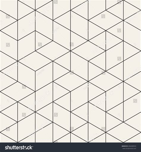 recurrence pattern en français vector seamless pattern modern stylish texture stock