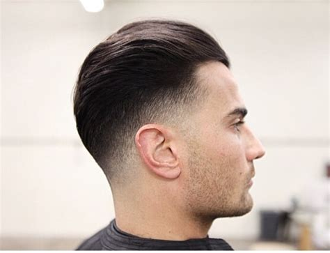 mens hairstyles back of head best hairstyle for men with a flat back head