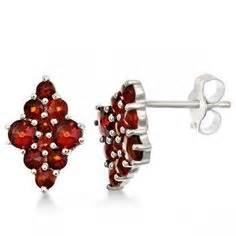 Garnet 2 84ct 1000 images about summer jewelry on