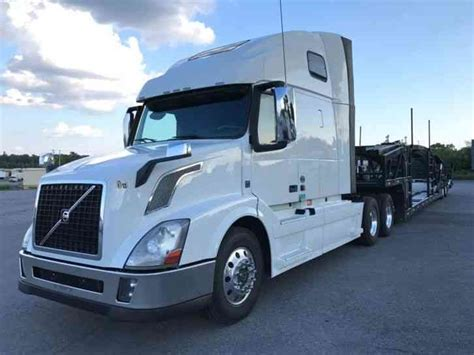 2015 volvo semi truck volvo vnl670 2015 sleeper semi trucks
