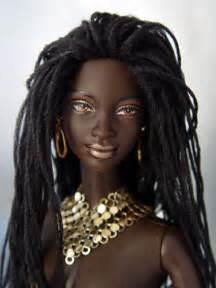 african americam natural dreads tran 231 a nag 244 barbie negra