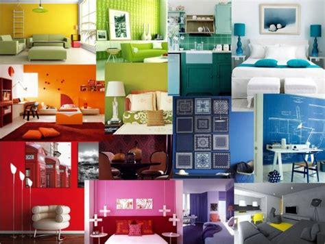 color in interior colorare le pareti di casa con tendenze alla moda