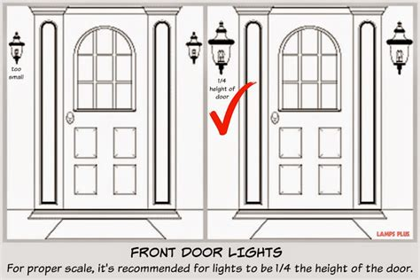 light exterior door focal point styling exterior home improvements with black