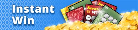 Free Instant Wins - win money online instant games prime scratch cards