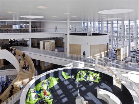 Free Architectural Plans 216 restad gymnasium 3xn copenhagen denmark mimoa