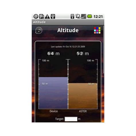 android elevation elevated android best android altimeter apps