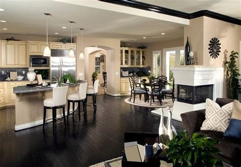 kitchen and dining room colors love the color scheme and kitchen dining room layout with