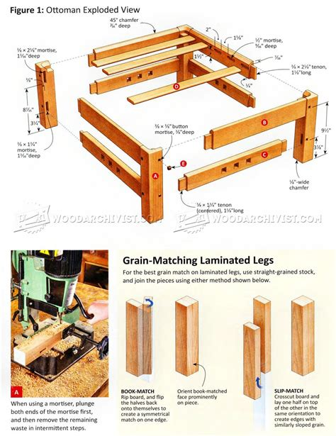 storage ottoman woodworking plans book of ottoman woodworking plans in australia by william