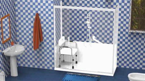 sostituzione vasca con doccia detrazione trasformazione vasca in doccia sostituzione vasca doccia