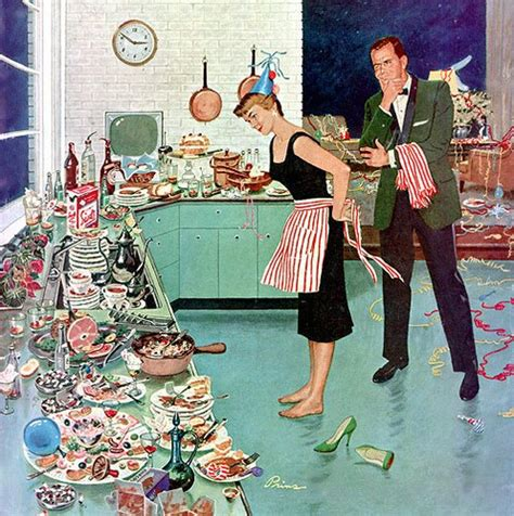 new years style happy retro thanksgiving from us to you