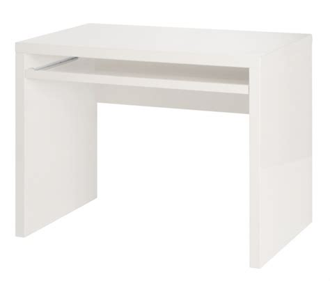 White High Gloss Computer Desk High Gloss Computer Desk White Office Desks Tables Dwell Retail Limited Findmefurniture