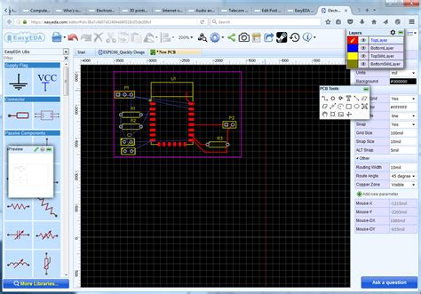 board layout design software 100 pcb design software circuit design fritzing for