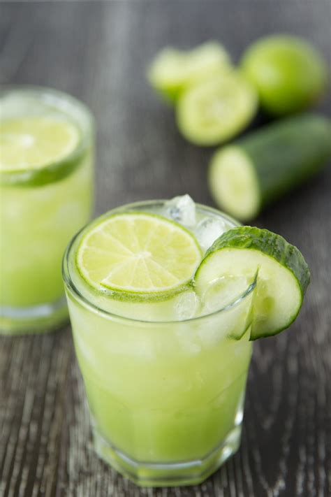 cucumber margarita refreshing cucumber lime margaritas tastes lovely
