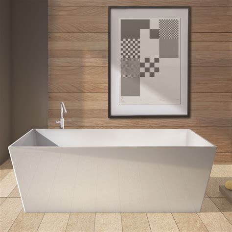 bagno vasca vasca free standing centro stanza design moderno kv store