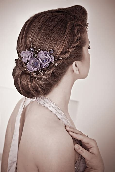 bridesmaid hairstyles gallery pictures chic updo hairstyles for bridesmaids twist