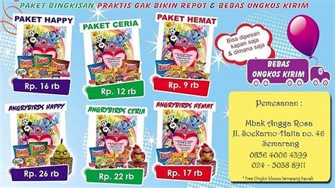 Garudafood Paket 1 paket ulang tahun garudafood
