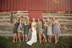 barn wedding guest attire barn wedding bridesmaid dress guide what your bridesmaids