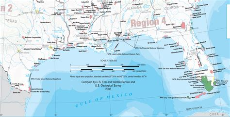 gulf of texas map mexico gulf coast map