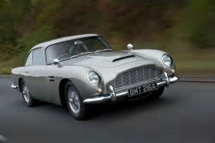 Aston Martin Db0 Skyfall Db5 Prepped In Aston Martin Works Carwitter