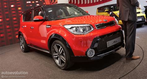 What Company Makes Kia Frankfurt 2013 Kia Soul With Suv Styling Pack Live