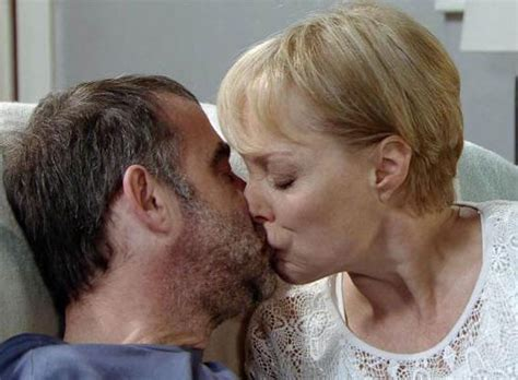 Could Kevin Get Back Together by Coronation S Kevin And Sally Webster Getting