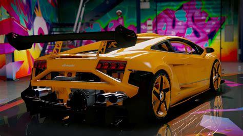 Lamborghini Gallardo Tuning Lamborghini Gallardo Lp570 4 Superleggera Add On Tuning