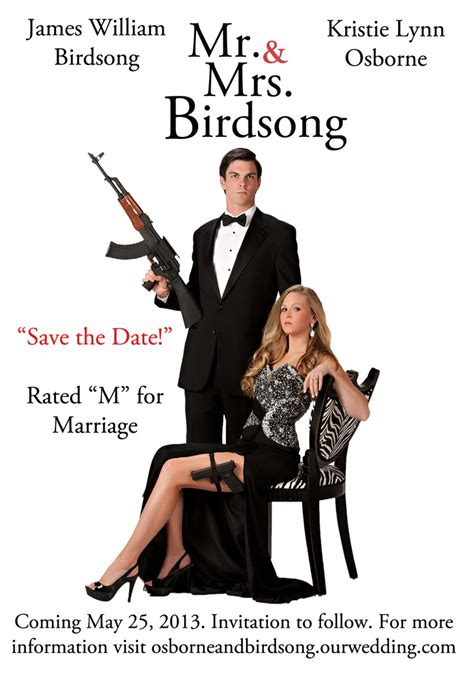Wedding Invitations Mr And Mrs Sunshinebizsolutions Com Mr And Mrs Smith Save The Date Template