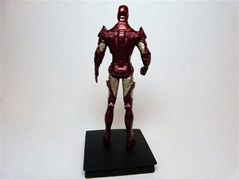 iron man dom marvel universe figurine collection 2 iron man review