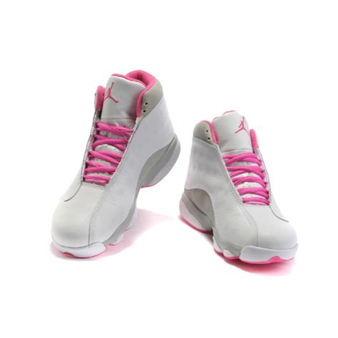 cheap jordans shoes for air 13 air sole high grey pink cheap jordans shoes
