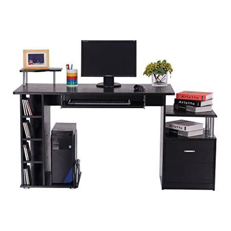 bureau pour 2 bureau pour ordinateur table meuble pc informatique en mdf