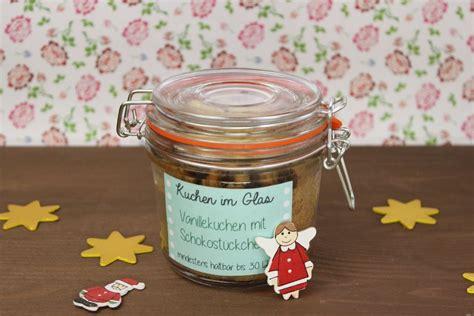 weihnachtsgeschenk kuchen im glas 5 diy geschenke geschenkideen f 252 r weihnachten zum