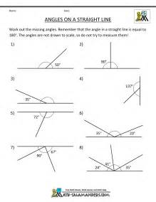 5th grade geometry angles on a straight line gif 1 000