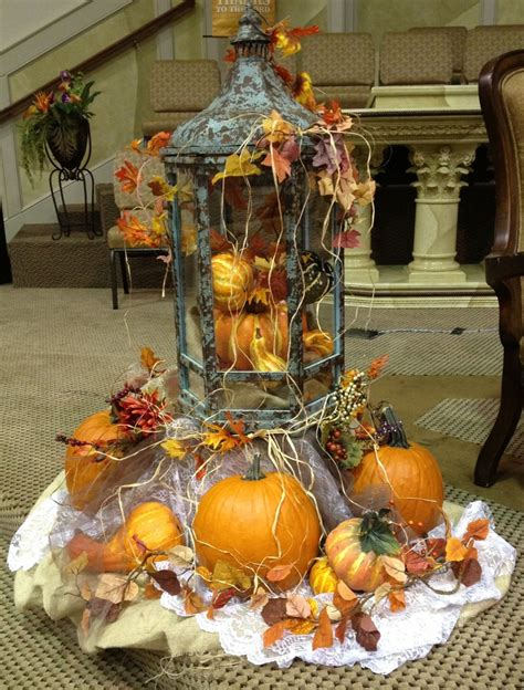 shabby chic fall decor thanksgiving decor shabby chic rustic burlap and lace