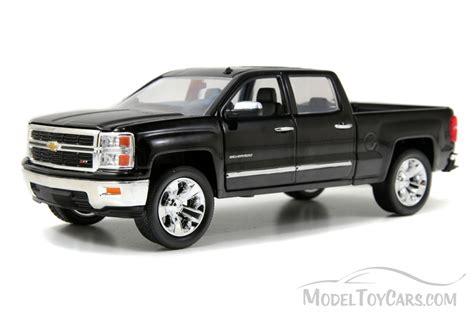 Diecast Truck chevy silverado truck black toys just