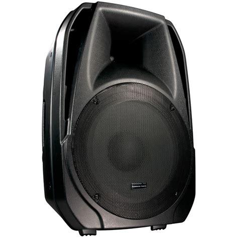 Speaker Karaoke Rumahan 12 Quot american dj els12 bt 2 way 12 inch active bluetooth
