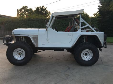 jeep cj prerunner no reserve prerunner baja jeep speed race jeep classic