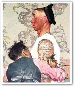 arguments against tattoos a few arguments against tattoos by theodore dalrymple