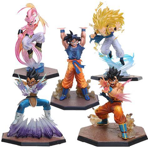 Goku Saiyan 3 Fzo Figuarts Zero 5styles z figuarts zero goku vegeta