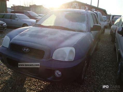 how petrol cars work 2003 hyundai santa fe windshield wipe control 2003 hyundai santa fe 2wd petrol car photo and specs