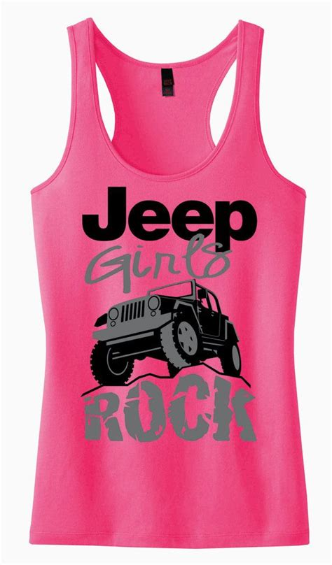 jeep tank top 19 best images about jeep clothing on pinterest sport
