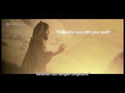 nabi musa film amharic clip allah bersama kita animasi kisah nabi musa