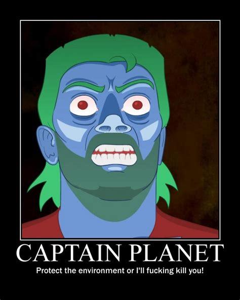 Captain Planet Meme - captain planet by mini man92 on deviantart
